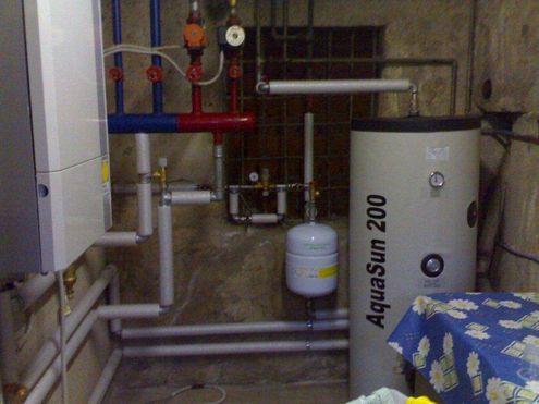 Saletti francesco villanuova bs idraulica e sistemi - Sistemi di riscaldamento casa ...